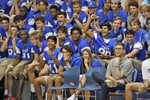 <p>Jesuit's Homecoming Week featured Marvel Monday, Tacky Tuesday, Decade Day Thursday, a Thursday night Pep Rally, and Friday Fun Day.  </p>