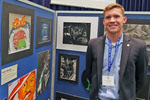 <p>The second of two photo slideshows from Celebration of the Arts 2018, with images from the Juried Art Show in the MPR. Diego Perez-Aracena '18 won Best AP Portfolio, and Ethan Dieck '18 won Best in Show!</p>