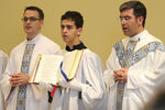 <p>Jesuit celebrated the first all-school Mass of the 2019-20 school year, during which Fr. Angel Rivera-Fals, S.J. professed his final vows for full incorporation into the Society of Jesus.</p>