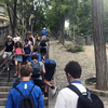 <p>The first of two photo slideshows from Jesuit's 15-day Magis Pilgrimage to Europe in the summer of 2019. The 89 pilgrims, including 71 students, visited Paris, Normandy, Rome, and Austria, and many places in between.</p>