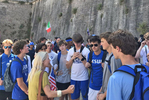 <p>The second of two photo slideshows from Jesuit's 15-day Magis Pilgrimage to Europe in the summer of 2019. The 89 pilgrims, including 71 students, visited Paris, Normandy, Rome, and Austria, and many places in between.</p>