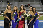 <p>Jesuit defeated Bradenton Bayshore 45-14 in the Homecoming Game on Oct. 25 to clinch the District title, and at halftime the Homecoming Court and Queen were announced.</p>