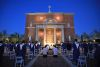 <p>The Class of 2020 celebrated Baccalaureate Mass on June 17 in Oliva Courtyard outside of the Chapel of the Holy Cross.</p>