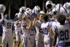 <p>Jesuit defeated Fort Myers Bishop Verot 28-21 on Sept. 4 in the opening game of the season. Joe Pesansky '21 threw three TD passes while Jaydn Girard '22 caught two TDs. A.J. Cottrill '22 led the defense with 14 tackles while Aiden Clark and Todd Bowles had interceptions.</p>