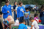 <p>Agmen Christ visited the Sydney Farms migrant community in East Hillsborough County on Dec. 20 to spread some Christmas spirit.</p>