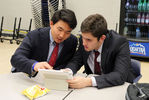 Jesuit High School's Speech and Debate team hosted a Florida Forensics League Regional event on Feb. 6